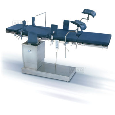 C-arm Compatible Operation Theatre Tables